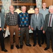Ehrungen und Neuwahlen beim Liederkranz Kornwestheim
