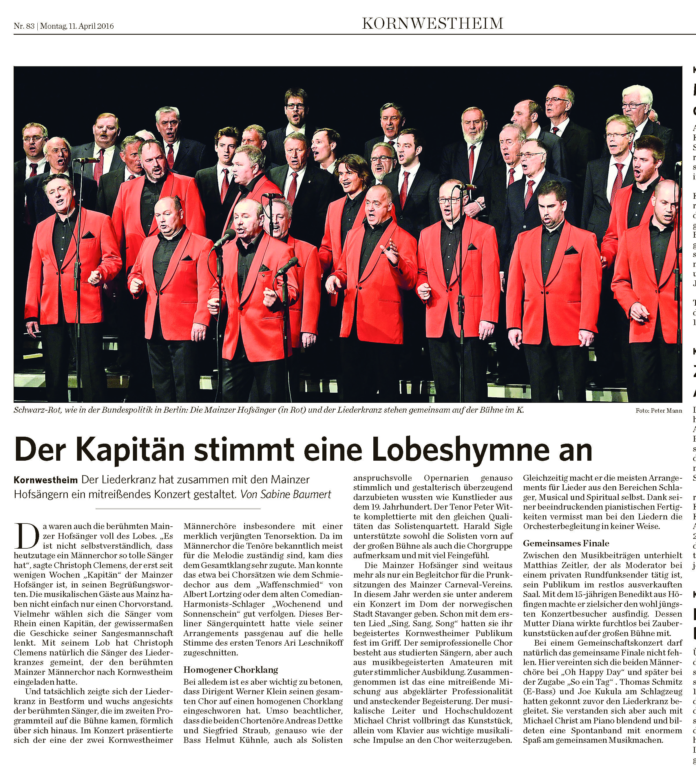 Konzertkritik_LK_Kornwestheim-2016